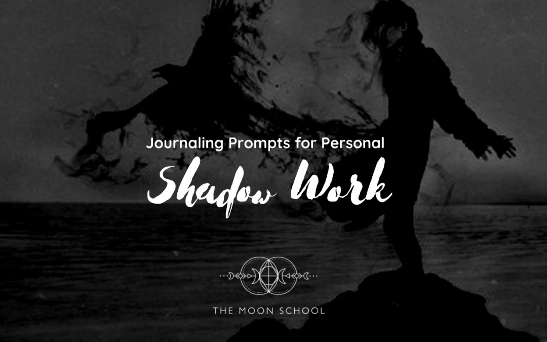 Journaling Prompts for Personal Shadow Work (plus FREE Download!)