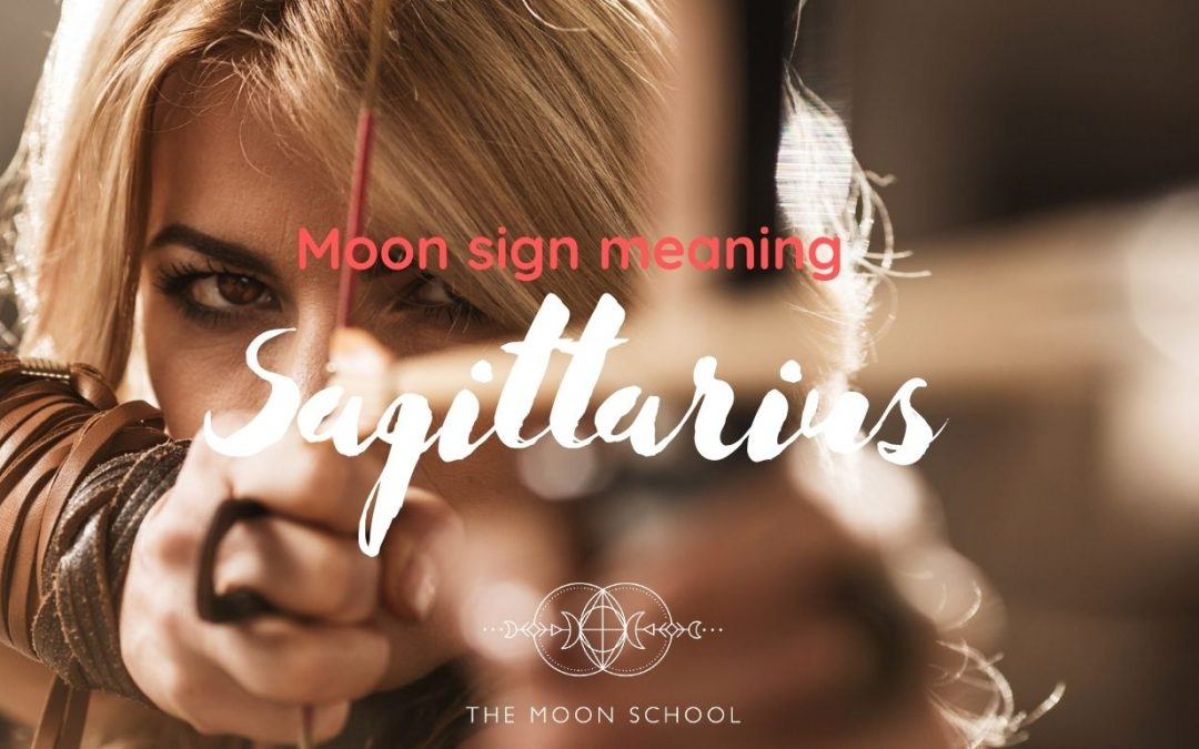 What Does it Mean when the Moon is in Sagittarius?